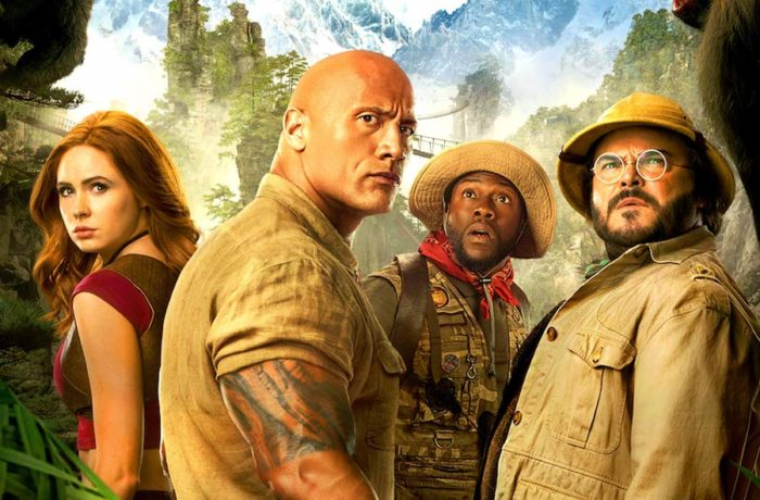 VOD film review: Jumanji: The Next Level