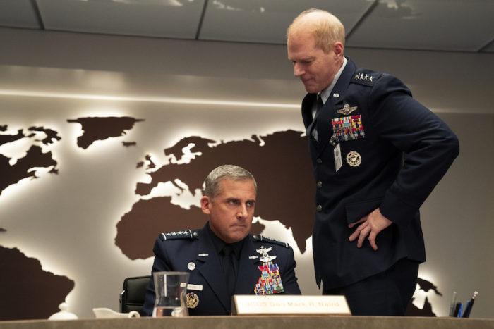 Netflix renews Space Force for Season 2