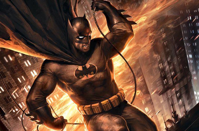 Superhero Sundays: Batman – The Dark Knight Returns, Parts 1 and 2 (2012)