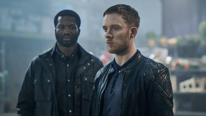 Sky renews Gangs of London for Season 2
