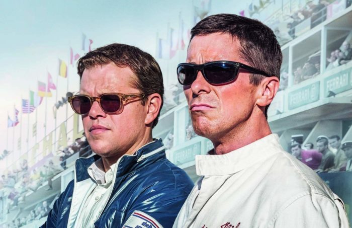 VOD film review: Le Mans '66