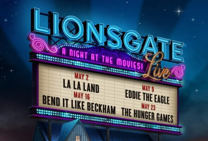 Lionsgate Live: Lionsgate streams 4 films for free on Saturday nights
