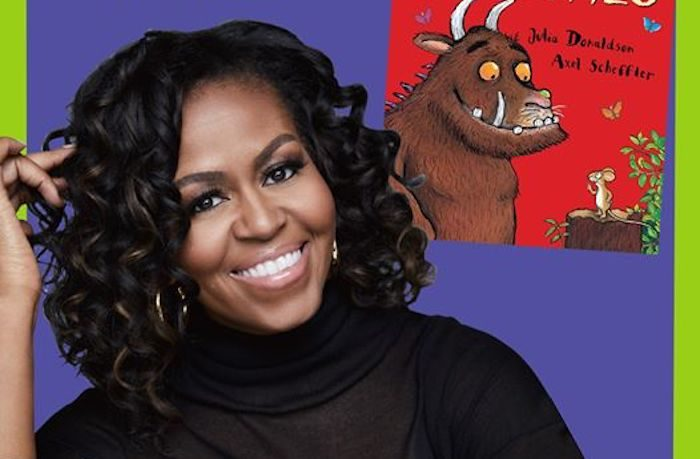 Michelle Obama will read to your children on Mondays