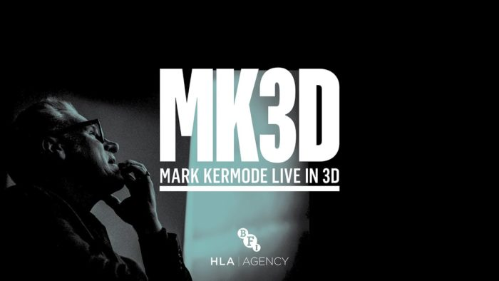 Mark Kermode's MK3D heads to YouTube