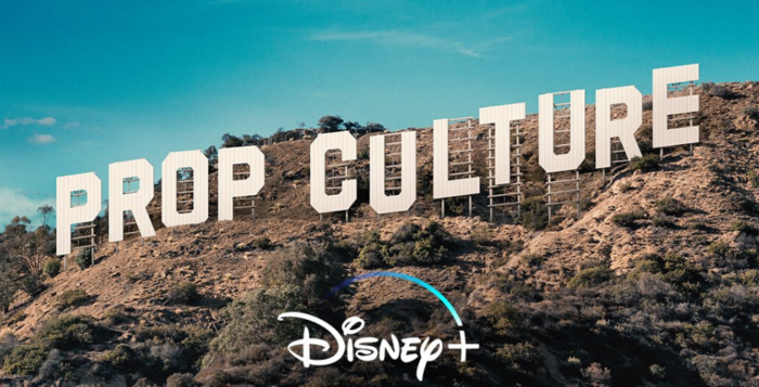 Prop Culture: Disney+ unveils new docuseries