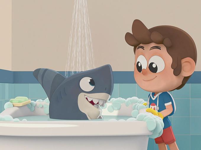 Sharkdog: Netflix orders new animated series