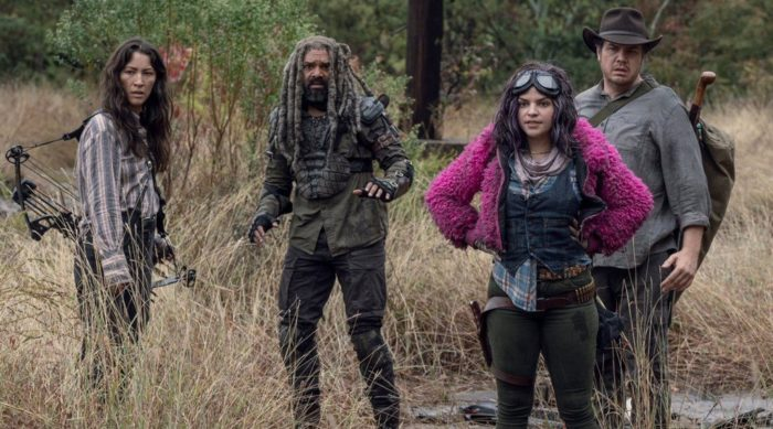 UK TV review: The Walking Dead Season 10, Episode 15 (The Tower)