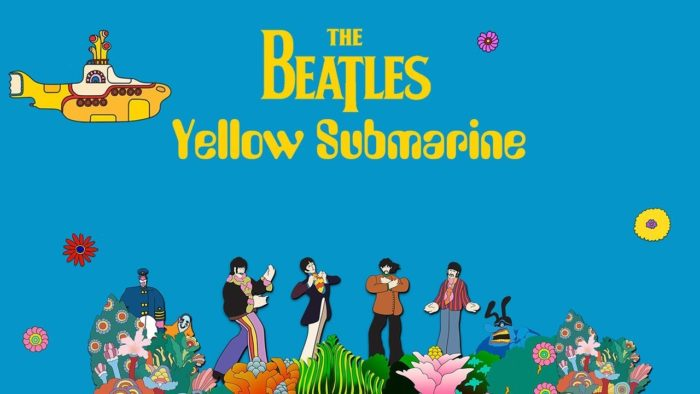 YouTube hosts live Yellow Submarine singalong