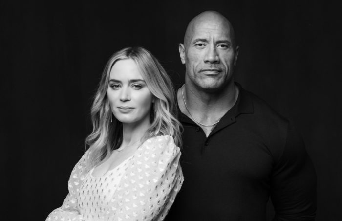 Netflix nabs Ball and Chain starring Dwayne Johnson and Emily Blunt