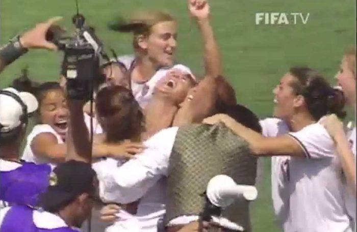 Netflix scores film based on 1999 Women's World Cup