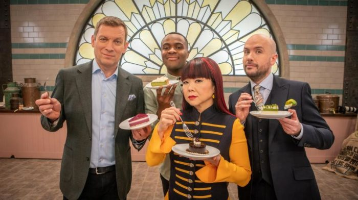 Catch up TV reviews: Bake Off: The Professionals, Britain's Unsung Heroes