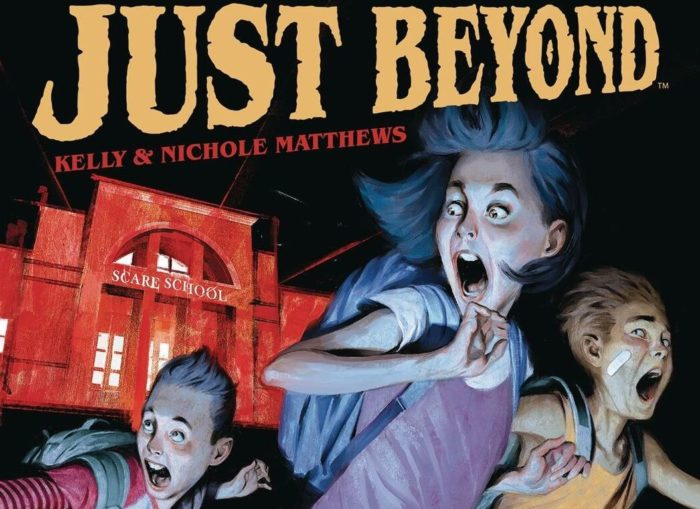Disney+ orders Just Beyond based on RL Stine graphic novels