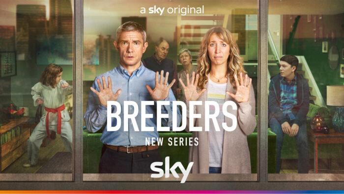 Sky renews Breeders for Season 3