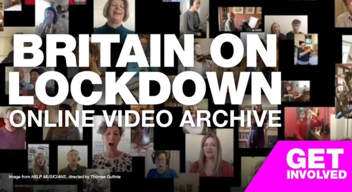 #BritainonLockdown: BFI launches public campaign to map life under lockdown