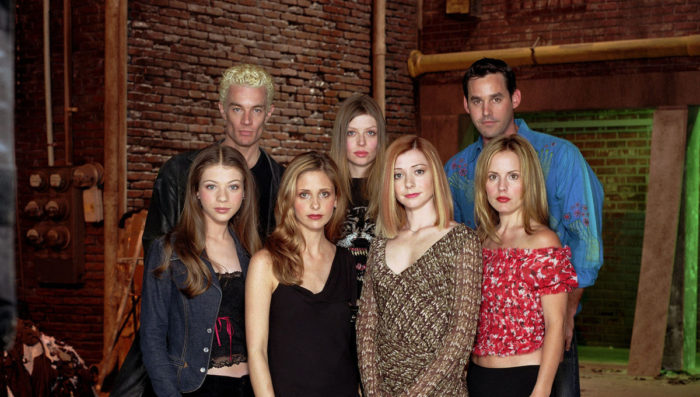 Buffy the Vampire Slayer heads to All 4 this June