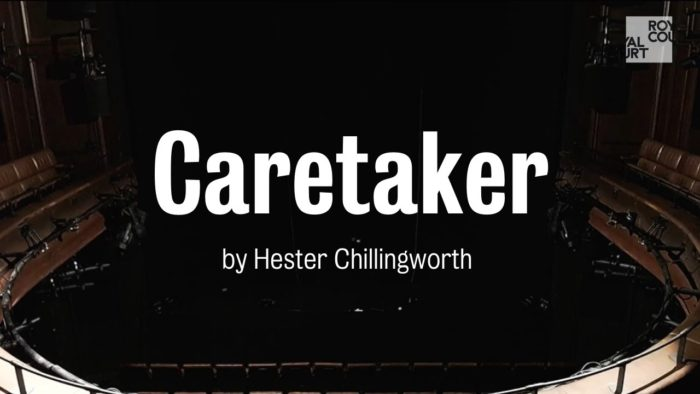 Caretaker: Royal Court Theatre invites audiences inside with virtual installation
