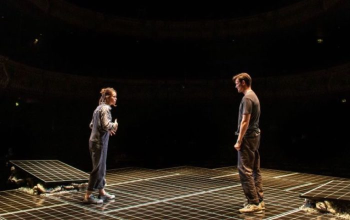 Digital Theatre review: Lungs (Old Vic In Camera)