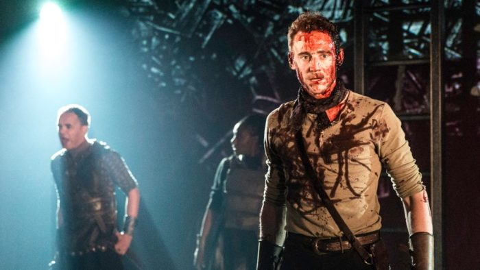 National Theatre at Home review: Coriolanus