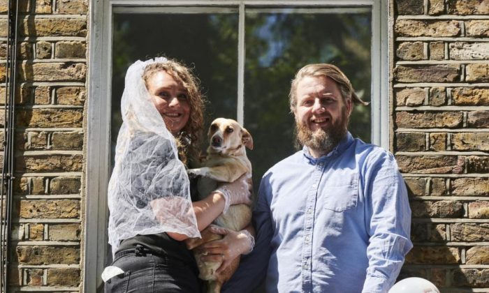 Hitched at Home: Channel 4 hosts lockdown wedding this June