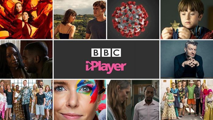 BBC iPlayer records biggest month ever in May