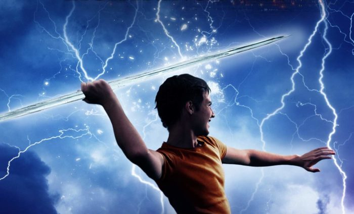 Percy Jackson series in the works at Disney+