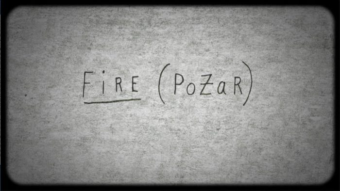 Watch: David Lynch animated short Pozar released online for free