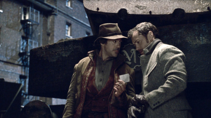 VOD film review: Sherlock Holmes: A Game of Shadows