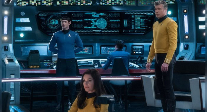 Strange New Worlds: Anson Mount, Ethan Peck to star in new Star Trek series