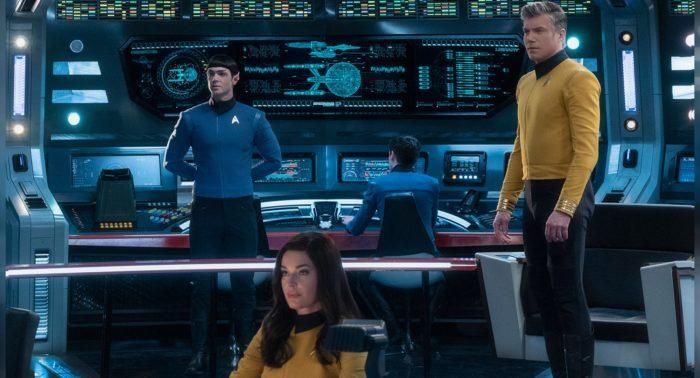 Star Trek: Strange New Worlds cast and characters revealed