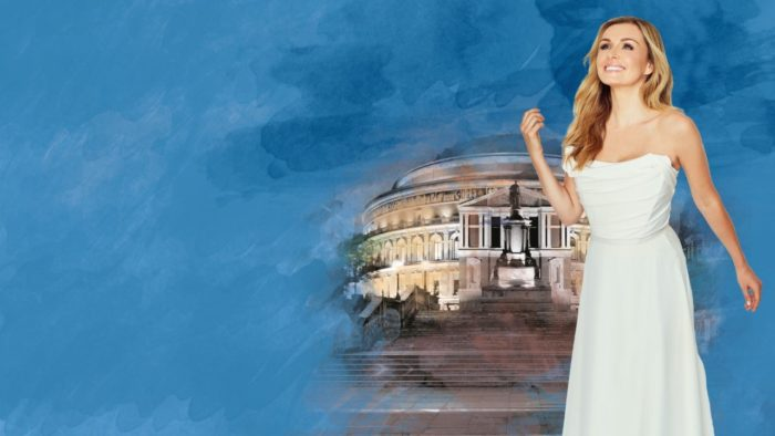 VE Day: Katherine Jenkins to sing in Royal Albert Hall streaming concert