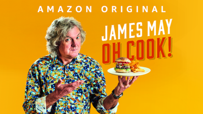 Trailer: James May returns to Amazon with cooking show