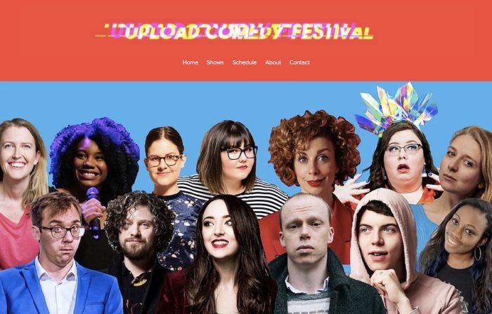 Upload: Sofie Hagen, Matt Ewins join online streaming comedy festival