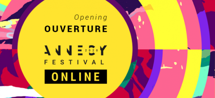 Annecy Film Festival goes online for 2020