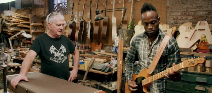 VOD film review: Carmine Street Guitars