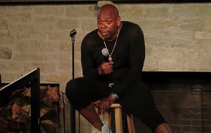 8:46: Dave Chappelle discusses George Floyd's death in surprise Netflix special