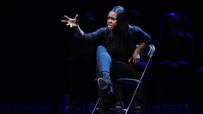 Netflix nabs Sundance winner Giving Voice