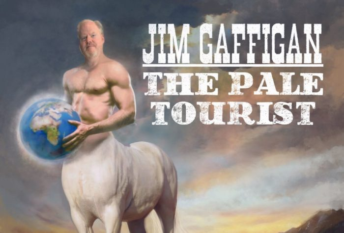The Pale Tourist: Jim Gaffigan heads to Amazon this July