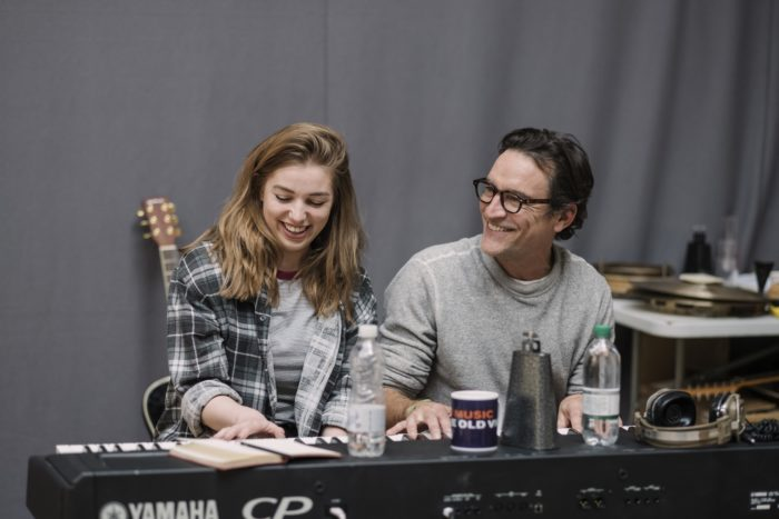 Old Vic digital theatre review: Mood Music