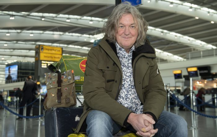 James May and Amazon cook up food series