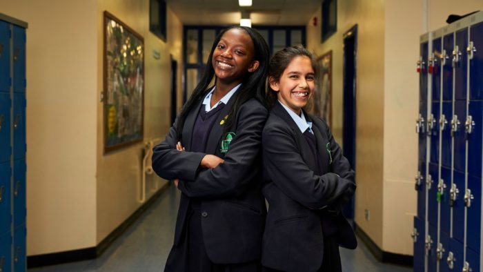 Catch Up TV reviews: The School That Tried to End Racism, Murder in the Car Park, Hitched at Home