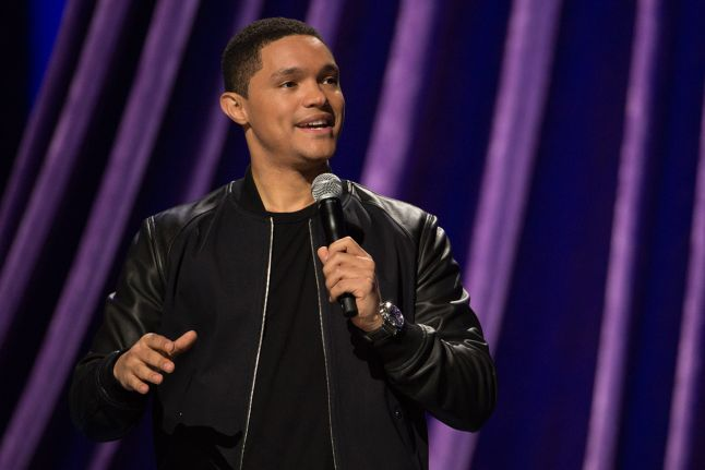 Netflix UK stand-up review: Trevor Noah: Afraid of the Dark and Son of Patricia