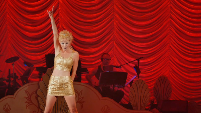 You Don't Nomi review: An engaging celebration of Showgirls