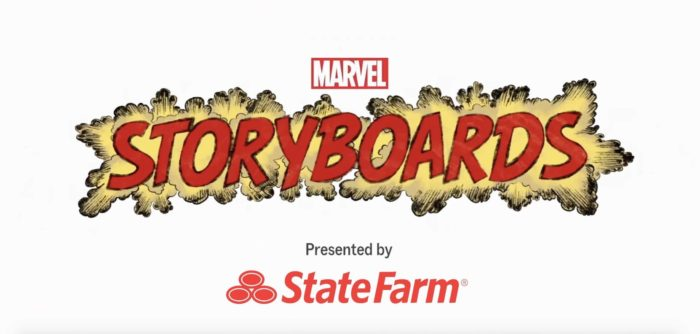 Marvel's Storyboards showcases storytellers on YouTube