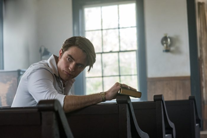 Trailer: Robert Pattinson and Tom Holland star in Netflix's The Devil All the Time