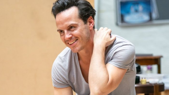 Andrew Scott to stream Three Kings live from Old Vic Theatre