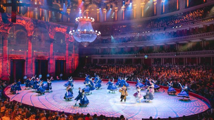 Royal Albert Hall streams National Ballet's Cinderella