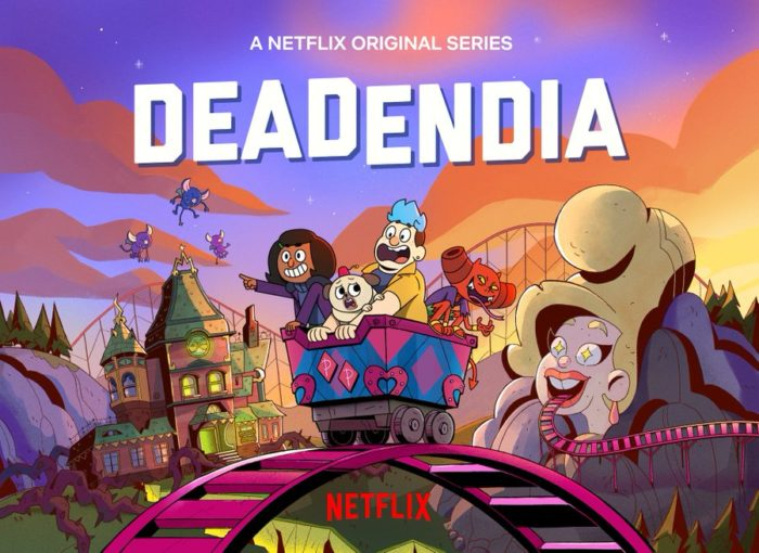 Netflix orders Deadendia animated series