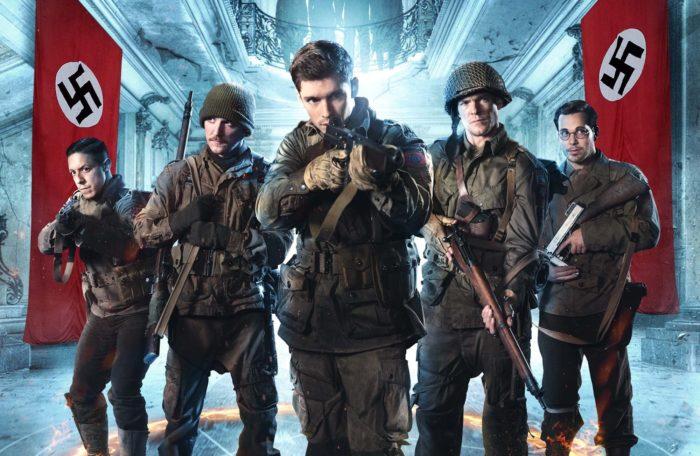 Netflix UK film review: Ghosts of War