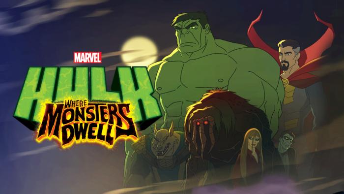 Superhero Sundays: Hulk: Where Monsters Dwell (2016)