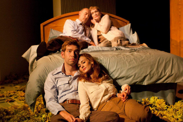 Digital theatre review: Lovesong